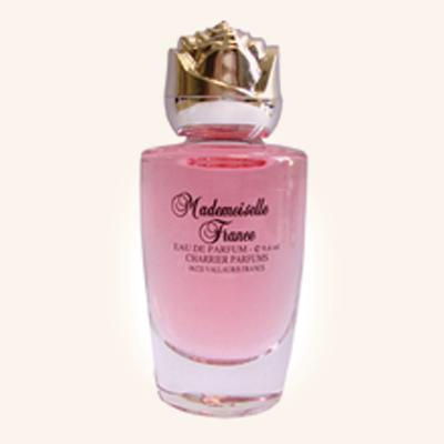 Coffret 4 Parfums Charrier 'Mademoiselle France'